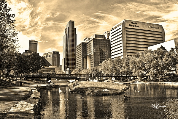 Jeff Swanson - Downtown Omaha Nebraska