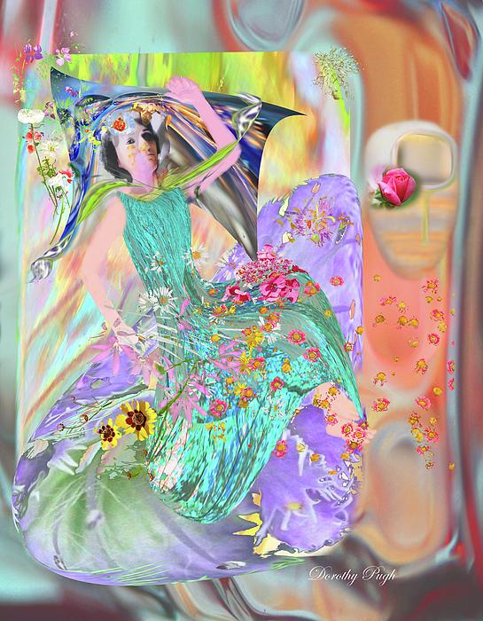 Dorothy Pugh - Dreaming of Flowers