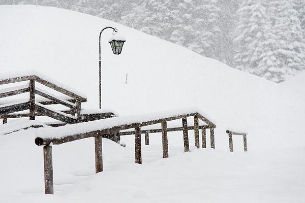 Nicola Simeoni - During snowfall