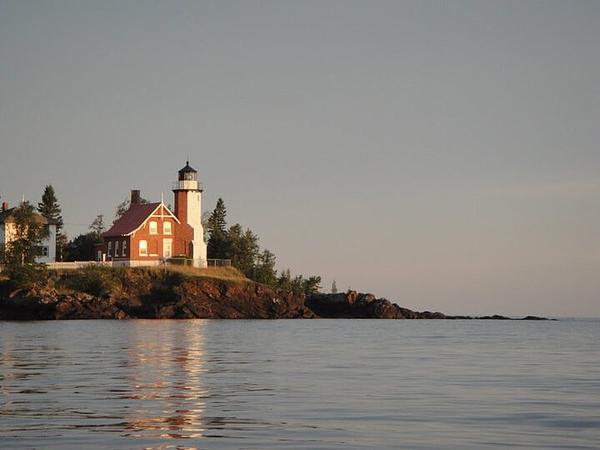 Lindsay Smith - Eagle Harbor Sunrise