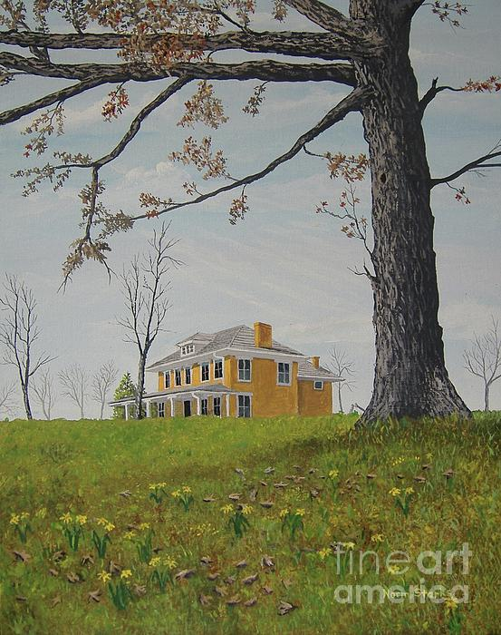 Norm Starks - Early Spring