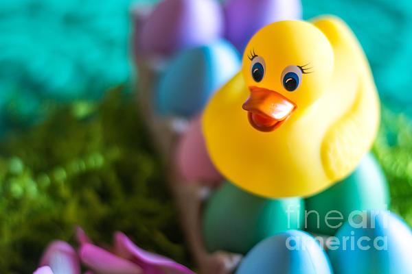 Pamela Williams - Easter Duckie