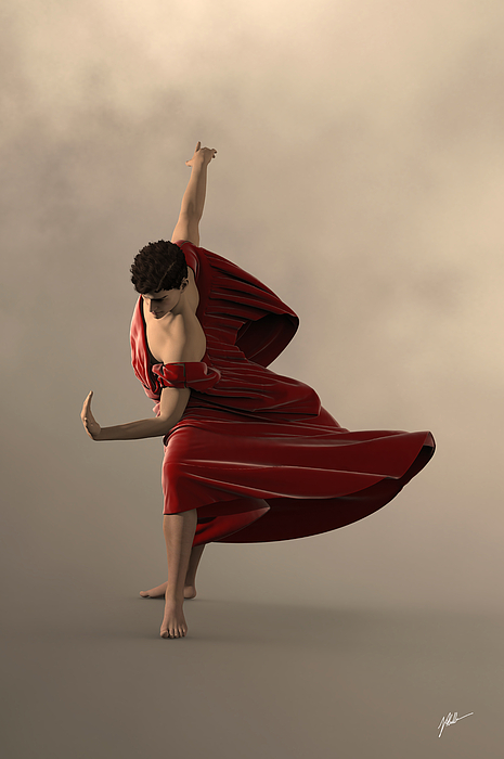 Joaquin Abella - Edgar, contemporary dance