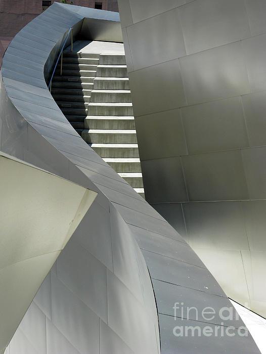 Ausra Huntington nee Paulauskaite - Elegance of Steel And Concrete