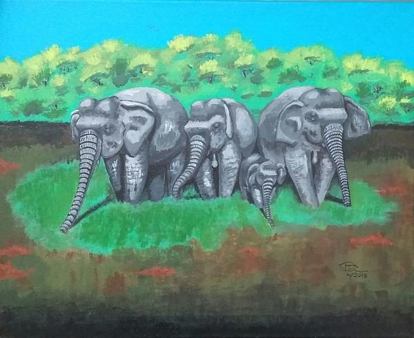 Matthew Paris - Elephant Family