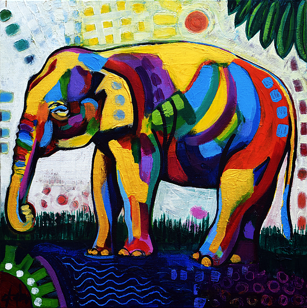 Stephen Humphries - Elephant