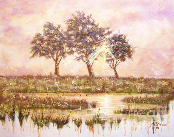 Paul Henderson - Evening Textures