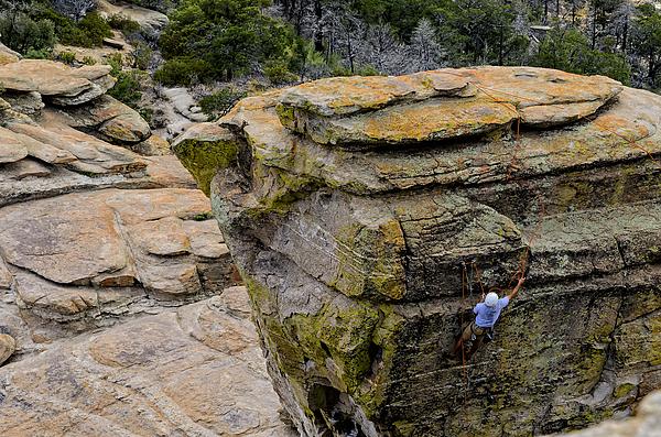 Extreme Climber No.1 Photograph