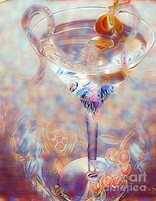 ARTography by Pamela Smale Williams - Fantasy Cocktail