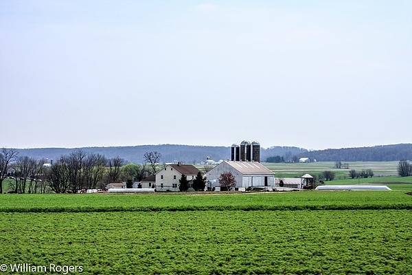 William Rogers - Farm near Ronks Pennsylvania