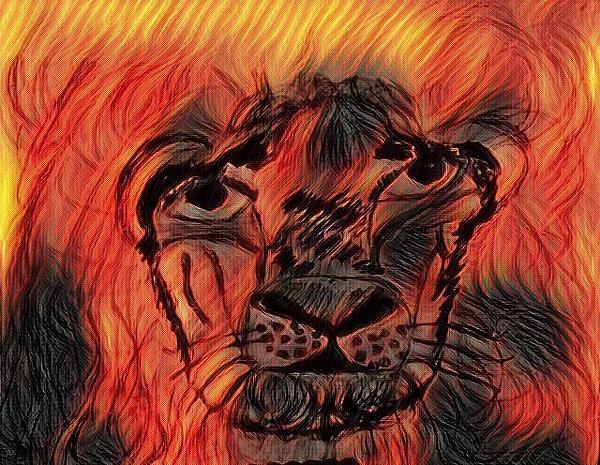 Brenae Cochran - Fire Breathing Loin