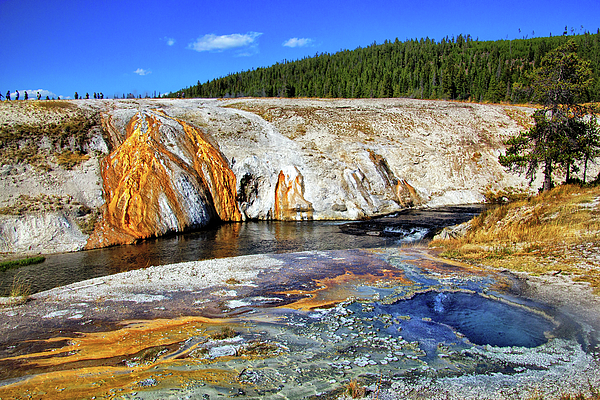 Carolyn Derstine - Firehole River in Yellowstone