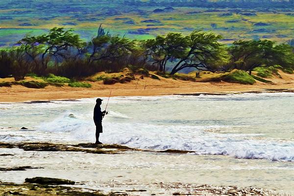 Marcia Colelli - Fishing In Paradise
