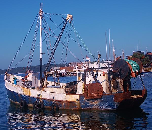 Christopher James - Fishing Trawler