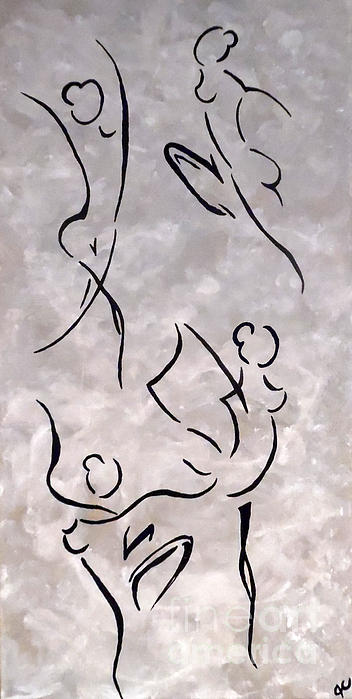 Jilian Cramb - AMothersFineArt - Flawless Motion