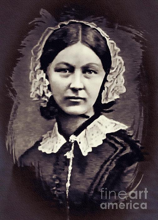 Ian Gledhill - Florence Nightingale 1860