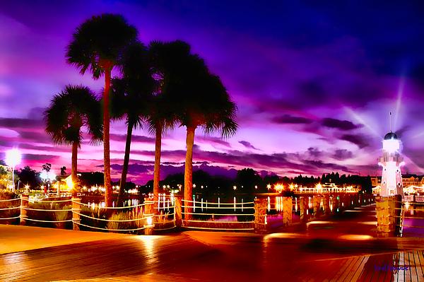 Florida Sunrise 3 Photograph