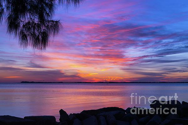 Paul Quinn - Florida sunset #2