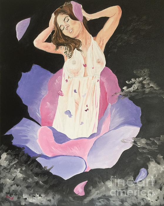 Stephon Wright - Flower Child
