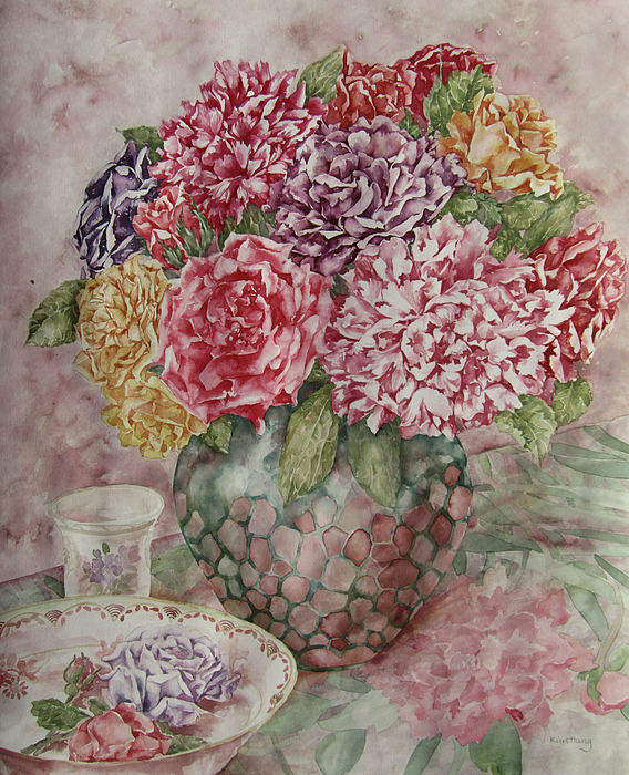 Kim Tran - Flowers Arrangement