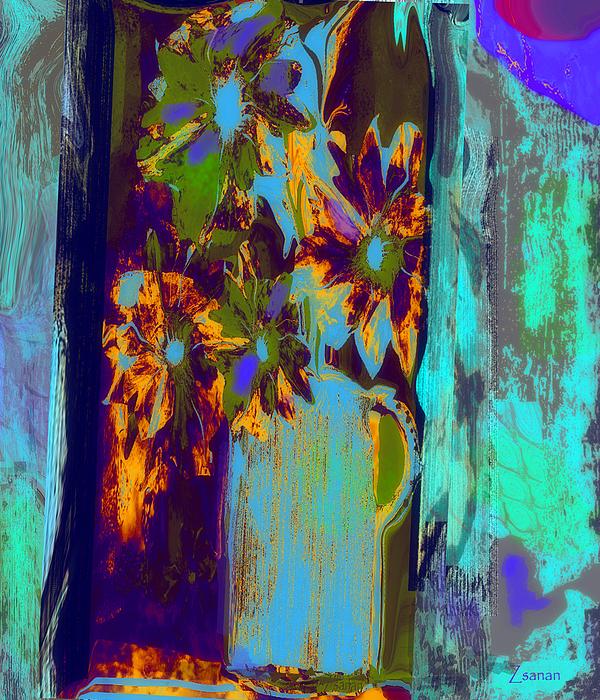 Zsanan Narrin - Flowers Beneath a Bleeding Sun