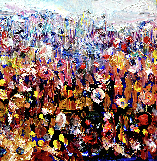 Anand Swaroop Manchiraju - Flowers Flowers And Flowers-2