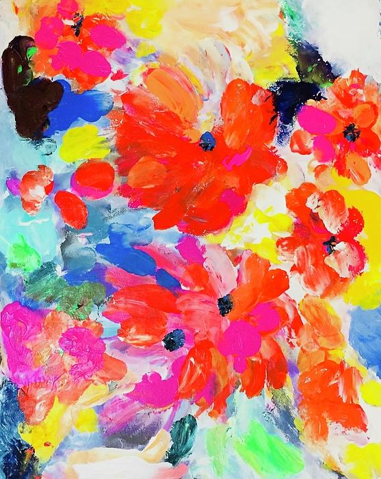 Carol Stanley - Flowers in Bloom