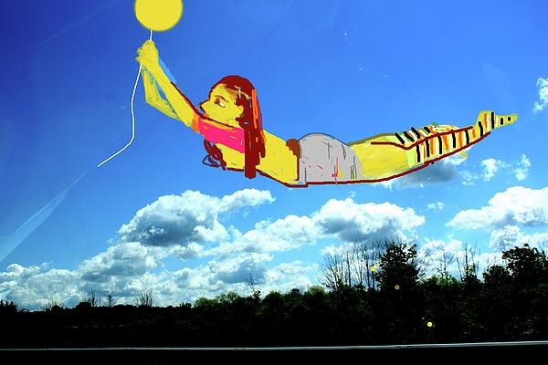 Anand Swaroop Manchiraju - Flying With Joy