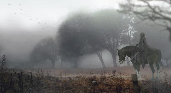 Eve Ventrue - Foggy