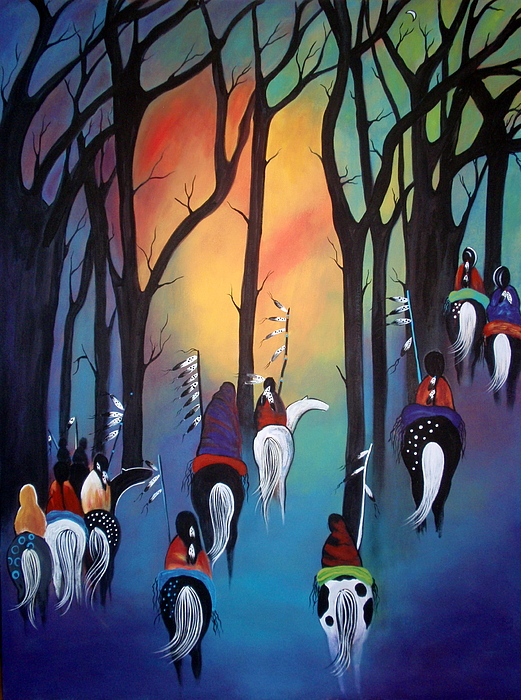 Jan Oliver-Schultz - Following the trail of the ancestors