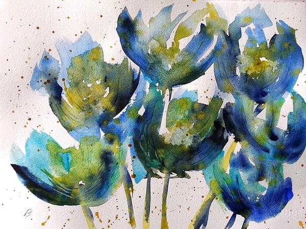 Kim Shuckhart Gunns - Forever Loving blue
