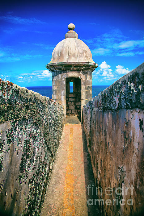 Kasia Bitner - Fort San Juan Puerto Rico