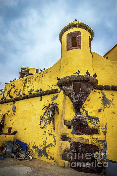 Liesl Walsh - Fortaleza de Sao Tiago In Funchal, Madeira, Portugal