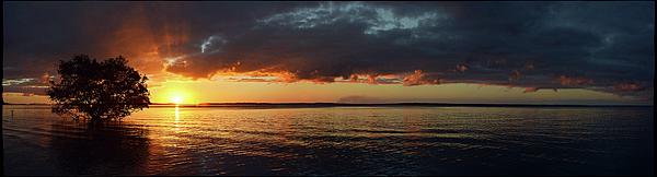 Andrei SKY - Fraser Island sunset