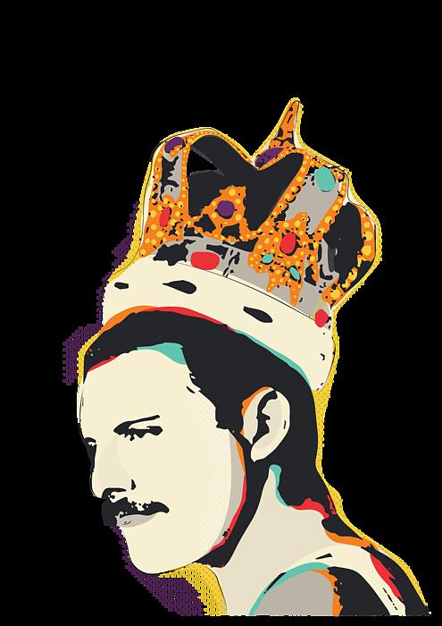 Freddie Mercury Pop Art Quote Round Beach Towel for Sale ...