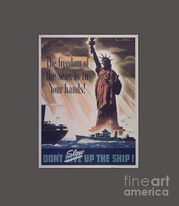 Freedom Of The Seas Digital Art
