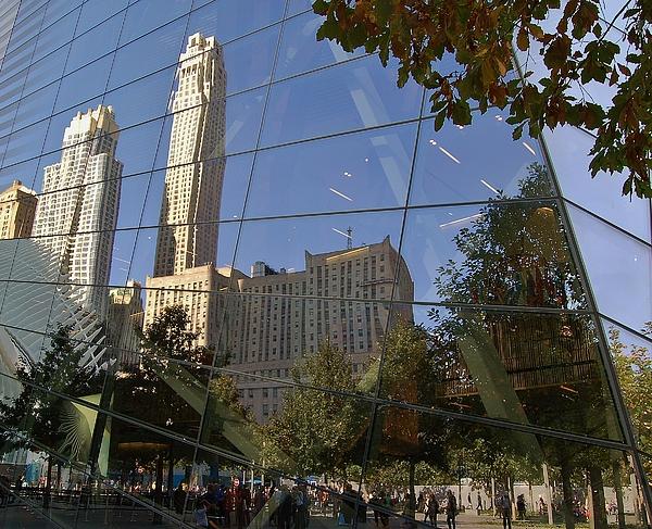 Christopher James - Ground Zero Reflection