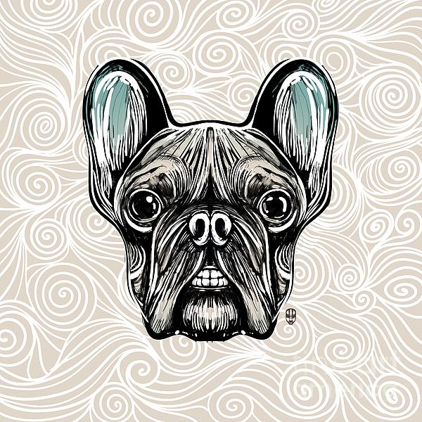 Hugo Marques - French Bulldog Smilling