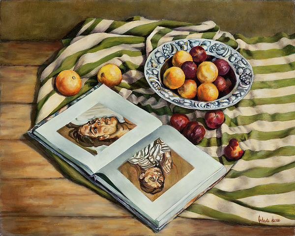 Jolante Hesse - Freud and Fruit
