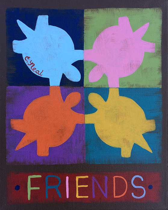Carol Neal - Turtle Friends