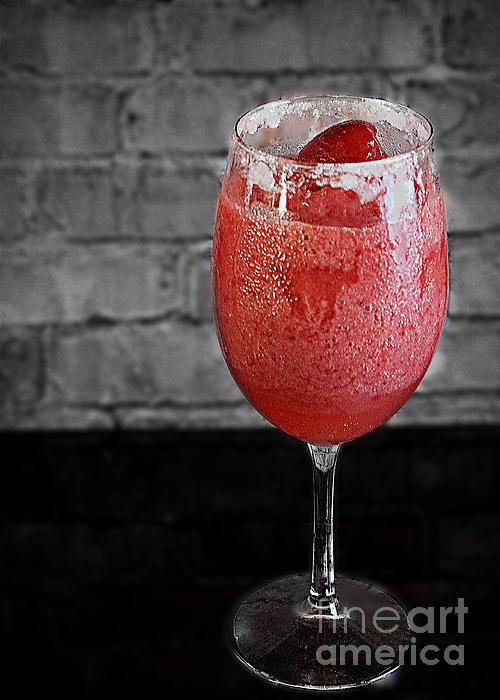 Sherry Hallemeier - Frozen Strawberry Daiguiri