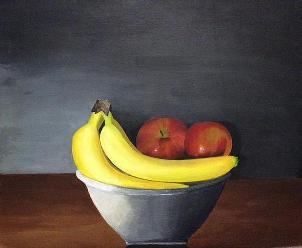 Priyanka Kolekar - Fruit bowl