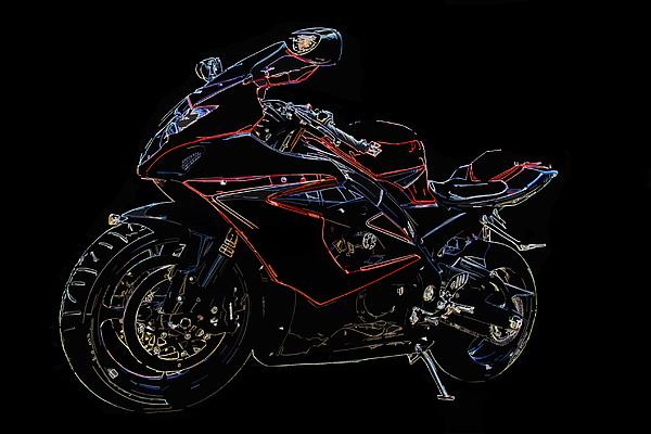 Full Throttle II Digital Art