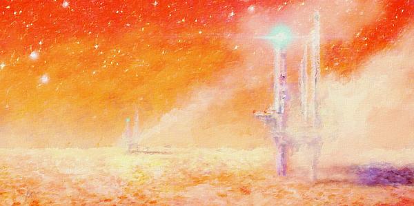 Stefan Boettcher - Galactic Mining on Onostro IV