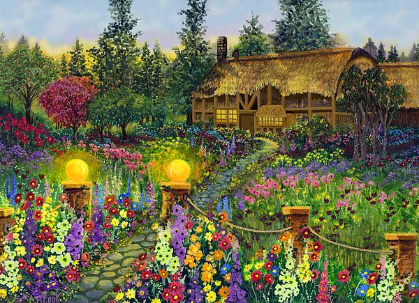 Bonnie Cook - Garden Cottage