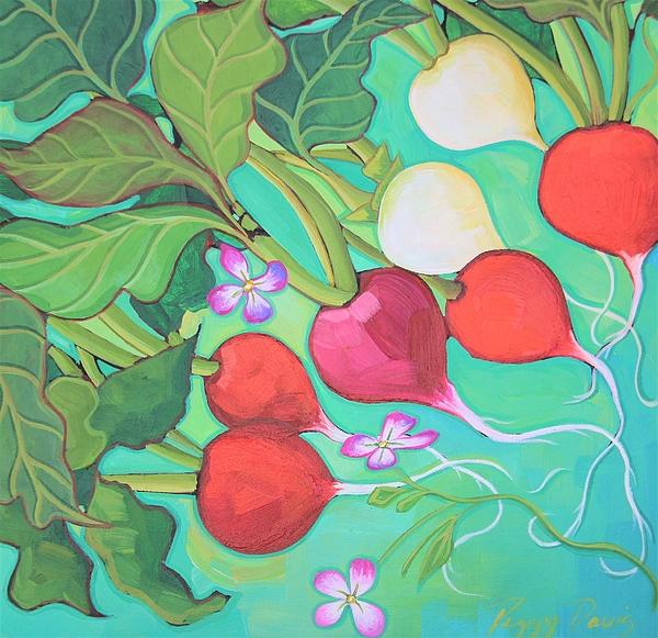 Peggy Davis - Garden Radish