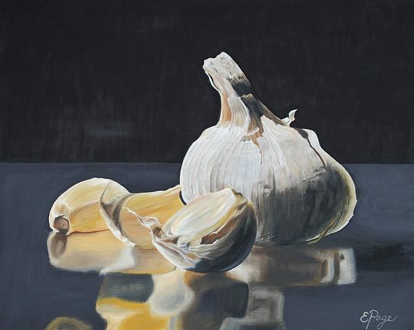 Emily Page - Garlic I