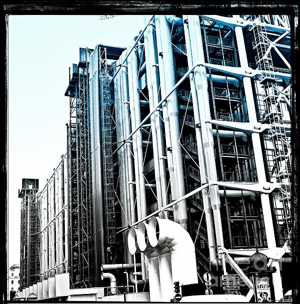 Cyril Jayant - George Pompidou Center.