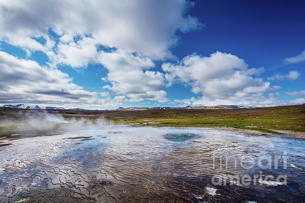 Inge Johnsson - Geothermal Reflection