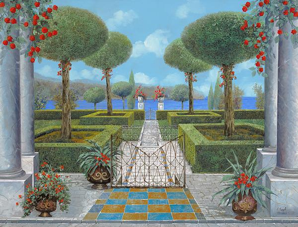 Giardino Italiano Painting